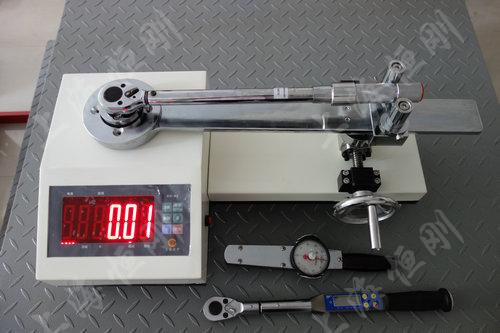 扭力扳手检验器