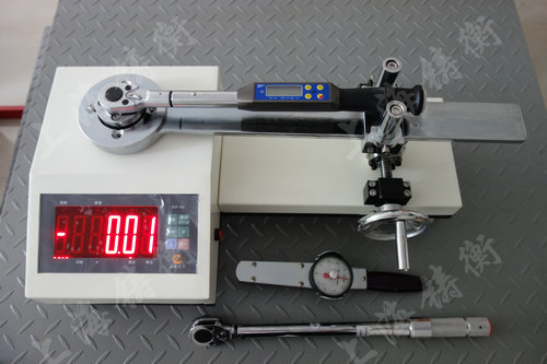 SGXJ力矩扳子校准仪