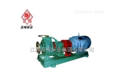 化工泵用密封材料的主要材质