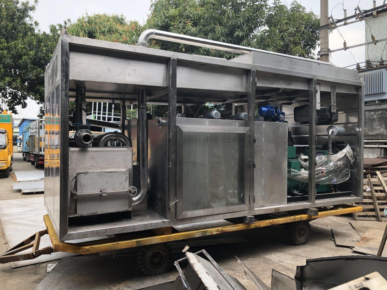 国五东风多利卡污水处理车