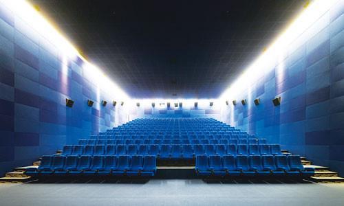 色咪米电影院_怀化市电影院软包吸音板生产厂家