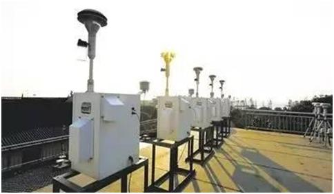 网格化大气环境质量检测设备微型空气监测站