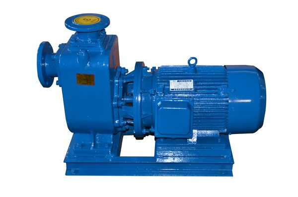 ZW排污自吸泵