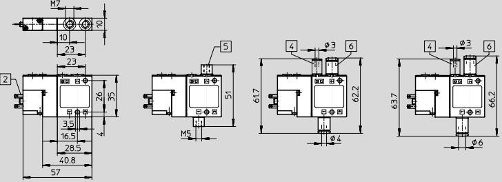 cpe18-m1h-5l-1/4 费斯托提供两位五通电磁阀选型手册图片