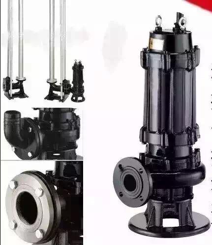 固定式安装潜水排污泵