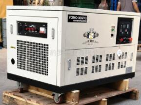 300A汽油机带电焊机