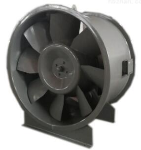 低噪声混流式通风机