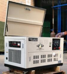 静音汽油发电机组