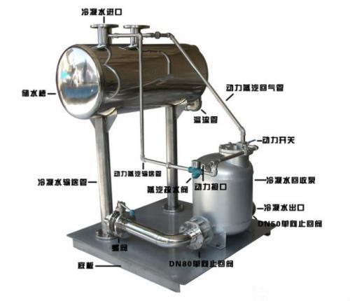 疏水自动加压器的使用条件有哪些?如何操作?