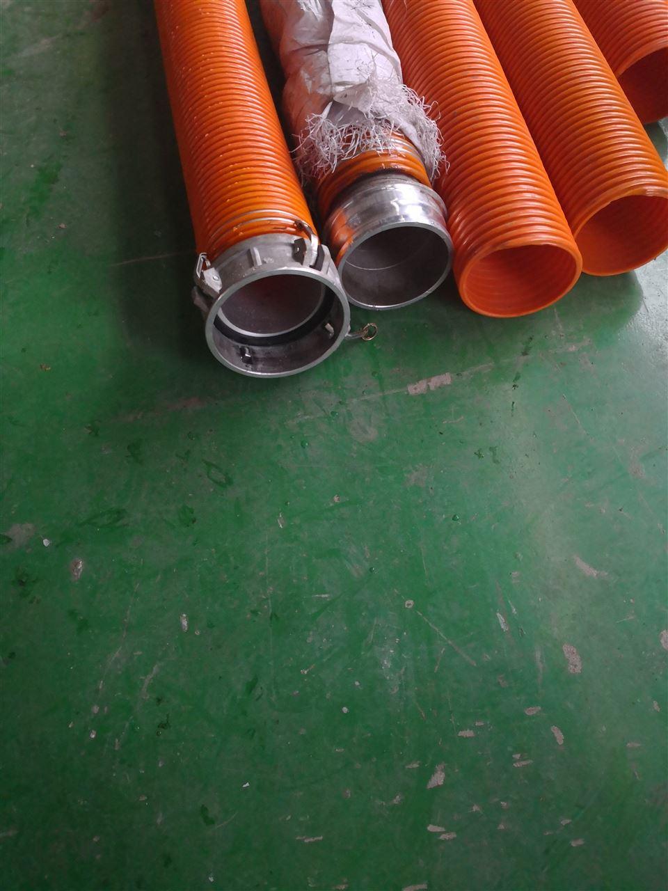 柴油机自吸泵吸水管道