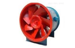 SWF系列低噪声双速混流风机