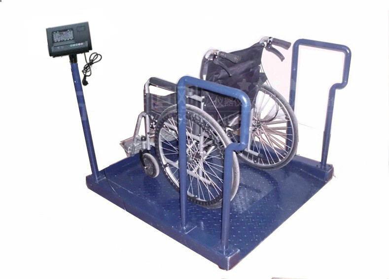 轮椅电子体重秤