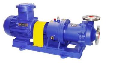 高温磁力泵实物图