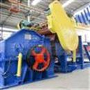 重型廢車輛破碎機節能高效,產量廠家