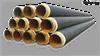 钢套钢预制直埋蒸汽保温管道生产厂家直销